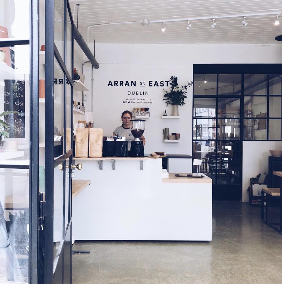 Arran St East Cafe and Shop