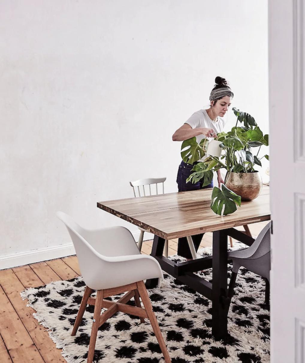 Dining table, SKOGSTA ,  €425