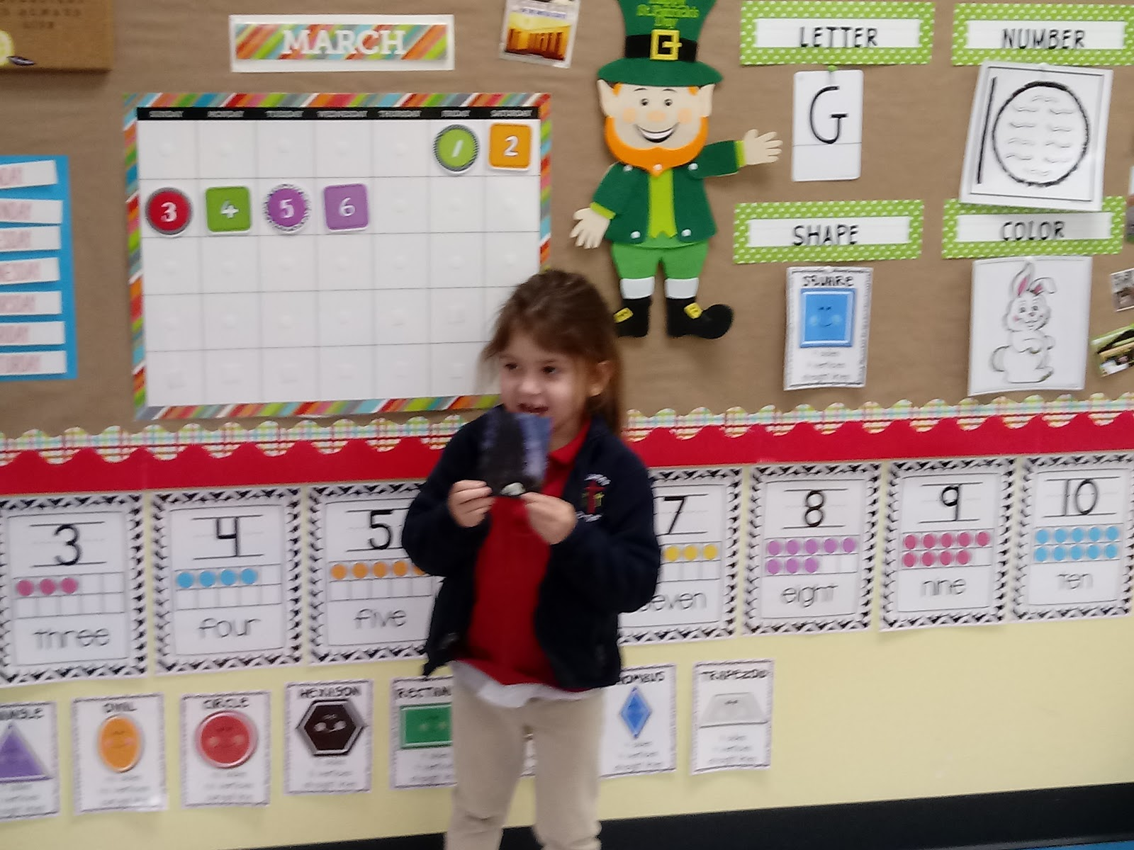 Pre-K3 - 3 Day — St  James Day School