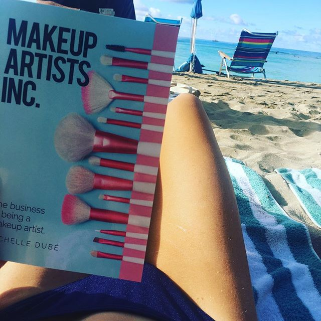Makeup Artists Inc. goes to Waikiki!  #makeuptutorial #makeupartist #makeupgoals #makeupbusiness #goals #entrepreneur #entrepreneurlife makeupartistlife #makeupartist