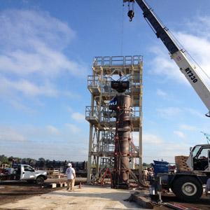 ParFab Vibra Cast Refractory Tower