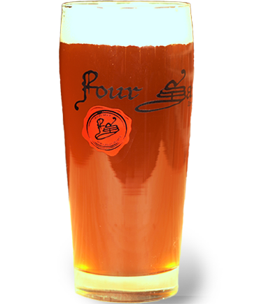 Potter's Clay Amber Ale - ABV 5.7 • IBU 18.0 • SRM 11.9Suggested Serving Temp: 50-55°F