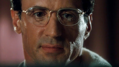 Doofy dad glasses Stallone is my favorite Stallone. (Assassins)
