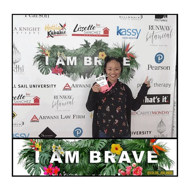 #IAmBrave2018