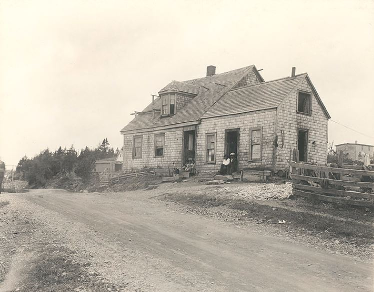Stag Inn, East Preston,  2 Oct 1934