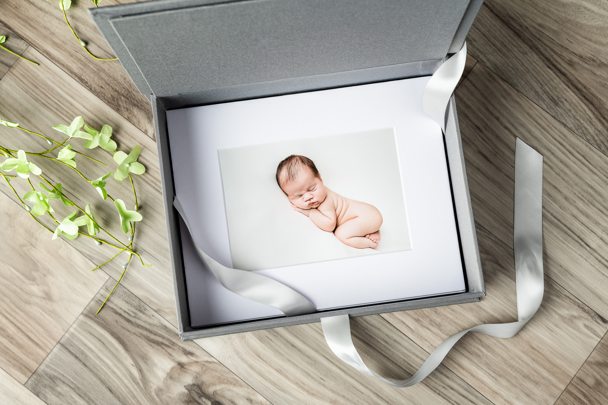 Heirloom Collection - A beautiful personalized heirloom box that holds gorgeous matted prints.Starting at $699