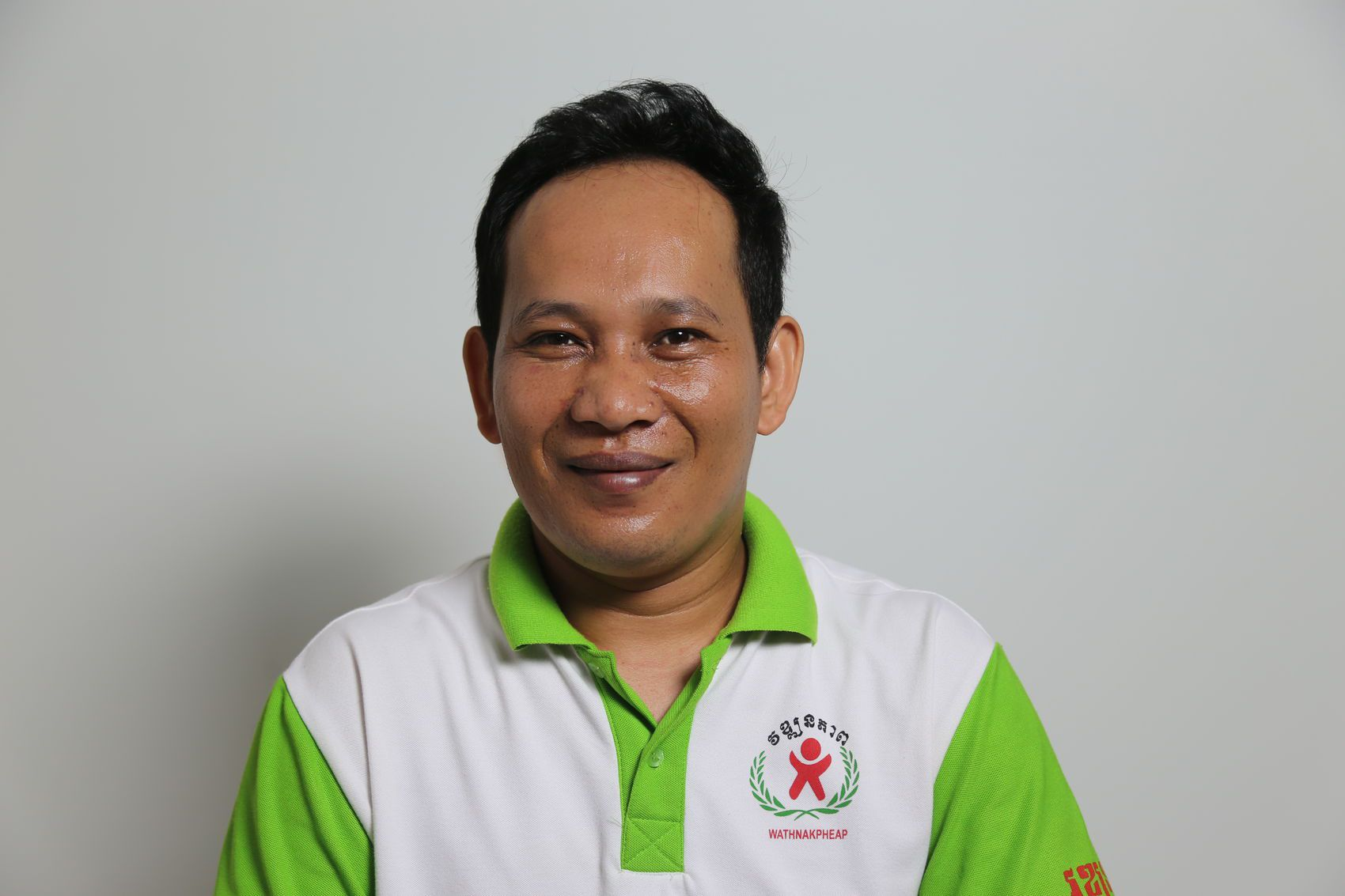 Mr Ung Duong Dara - Project Accountant