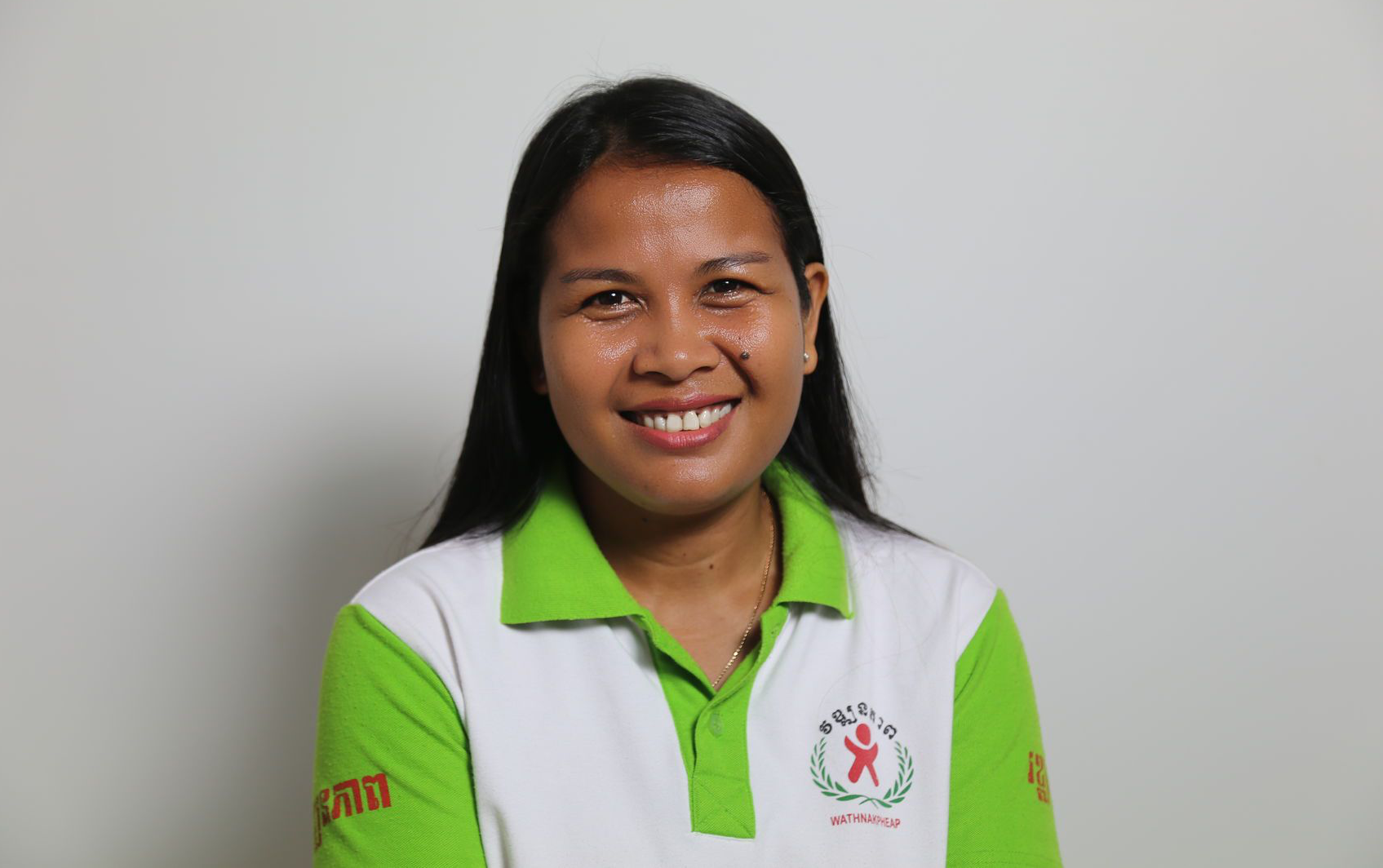 Ms Pheng Sophanna - Administration & HR