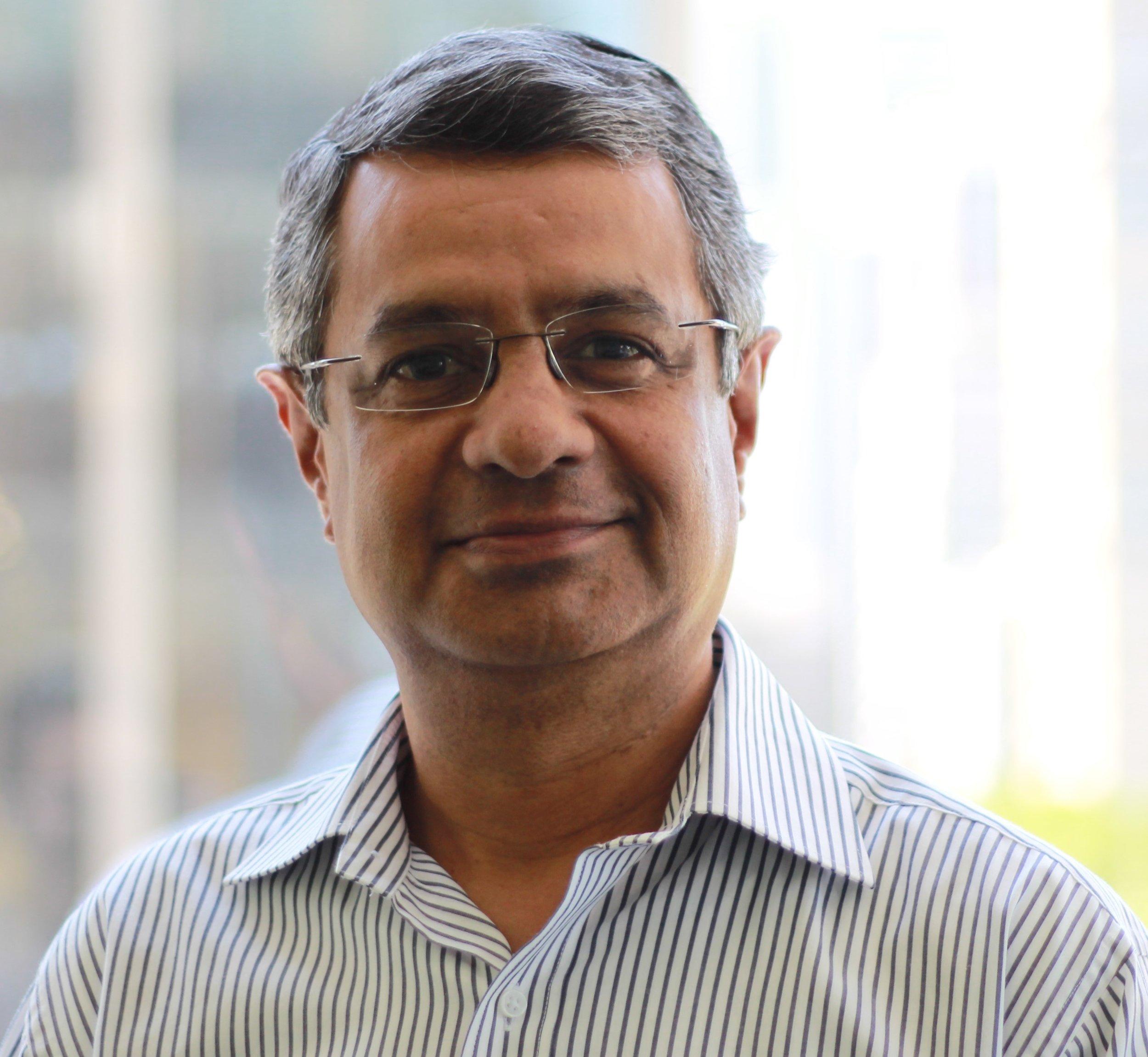 Suresh Rao, - IT Adviser, Australia Volunteer, 2019