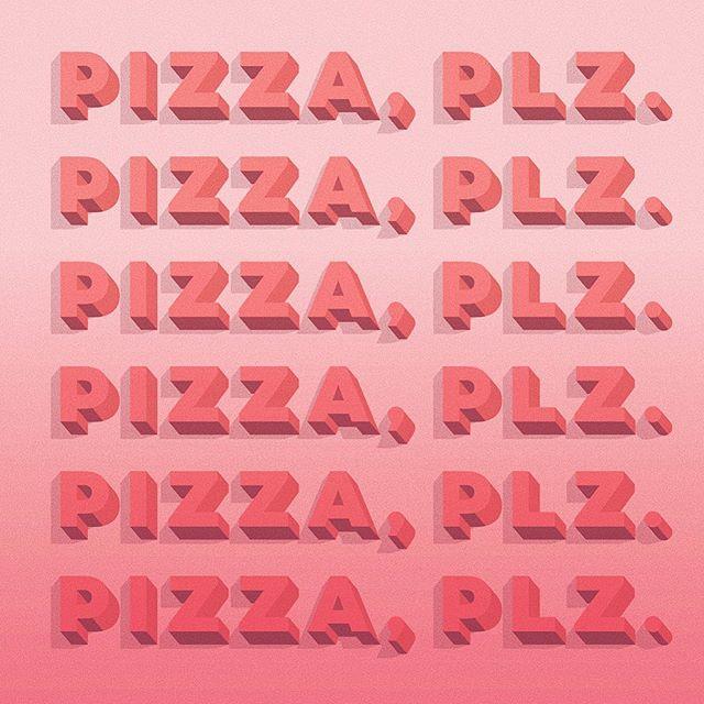 ⋒ um. pizza, plz. ty. #🍕