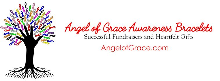 **If you order a bracelet from Angel of Grace, please don't forget to note in the comment section at checkout - Crowns Against Cancer!**