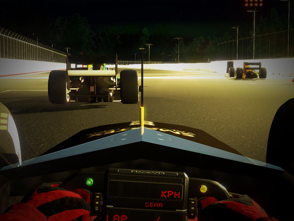 Race VR - Race VR is the ultimate driving simulation game. Race around 14 circuits in a range of high powered sports and racing cars all in the full immersive virtual reality experience.