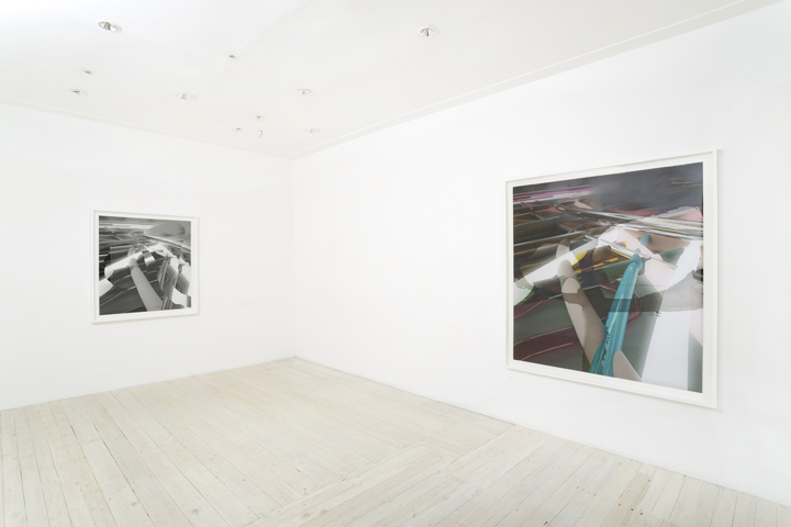 PETER ALWAST  DUETS  24 APR – 18 MAY 2013