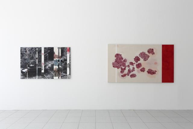 DENISE GREEN  in the Biennale of Painting, Museum Dhondt-Dhaenens, Belgium, 26 June – 25 Sept 2016