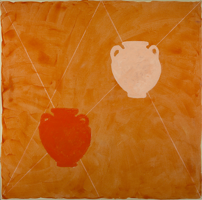 DENISE GREEN:THE HEIDE COLLECTION  ,a survey of Green's practice drawn from works in the Heide collection.Heide Museum of Modern Art, 8 April – 18 June 2017