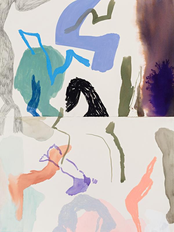 TONEE MESSIAH is a finalist in the Hazelhurst Art on Paper Award with  Slow Steady 2017, mixed media on cotton rag paper,76 ×56 cm.Hazelhurst Regional Gallery, 20 May – 16 July 2017