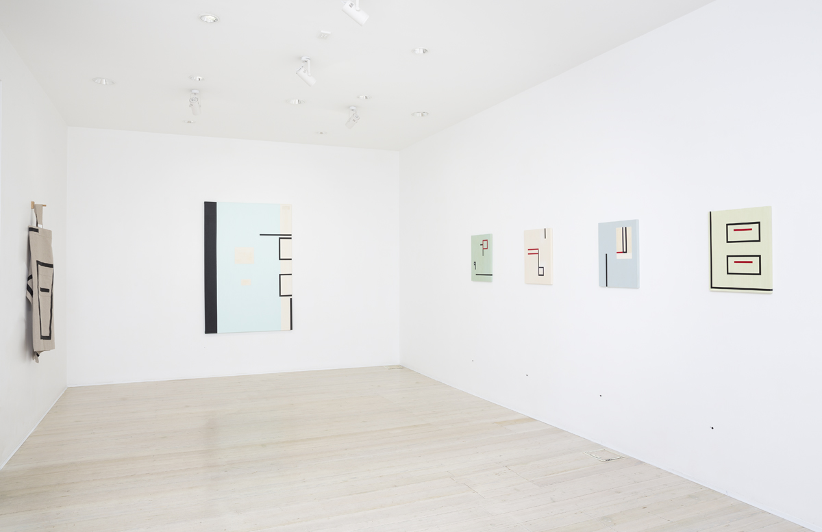 Sarah Crowest, artist, exhibition, gallery 9