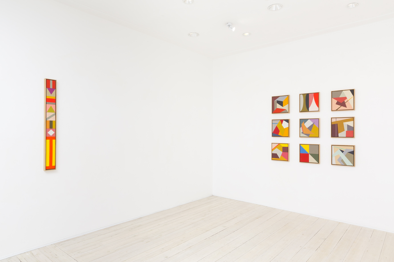 Louise Tuckwell, artist, exhibition, Gallery 9