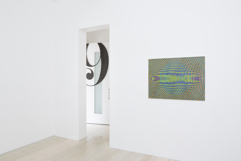John Aslandis, artist, exhibition, Gallery 9
