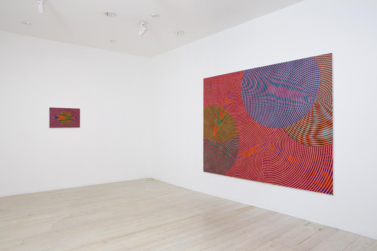 John Aslanidis Gallery 9, exhibition