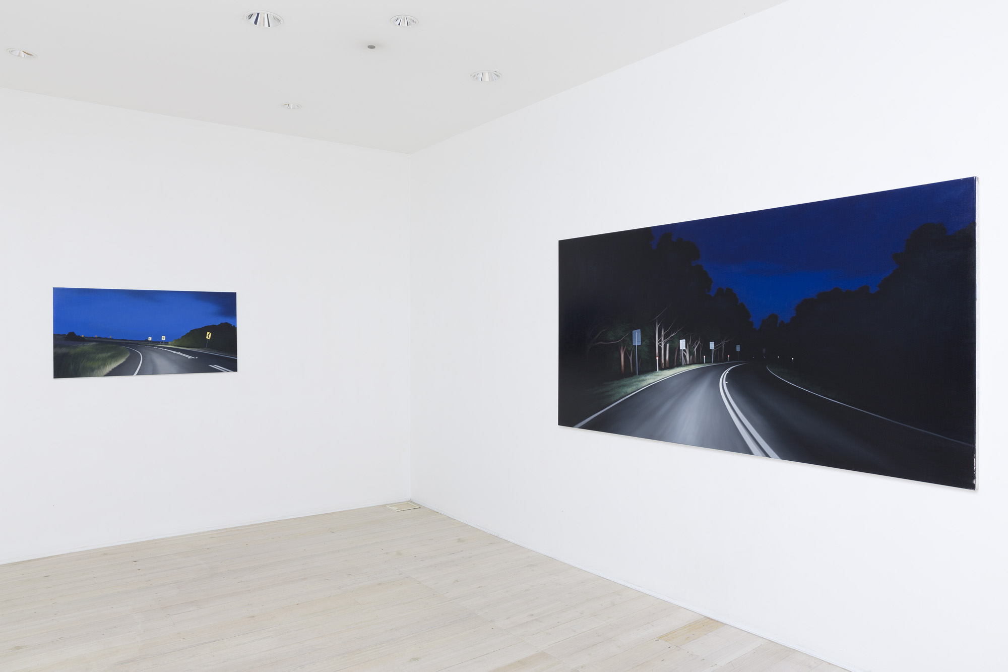 Tony Lloyd, exhibition view Gallery 9