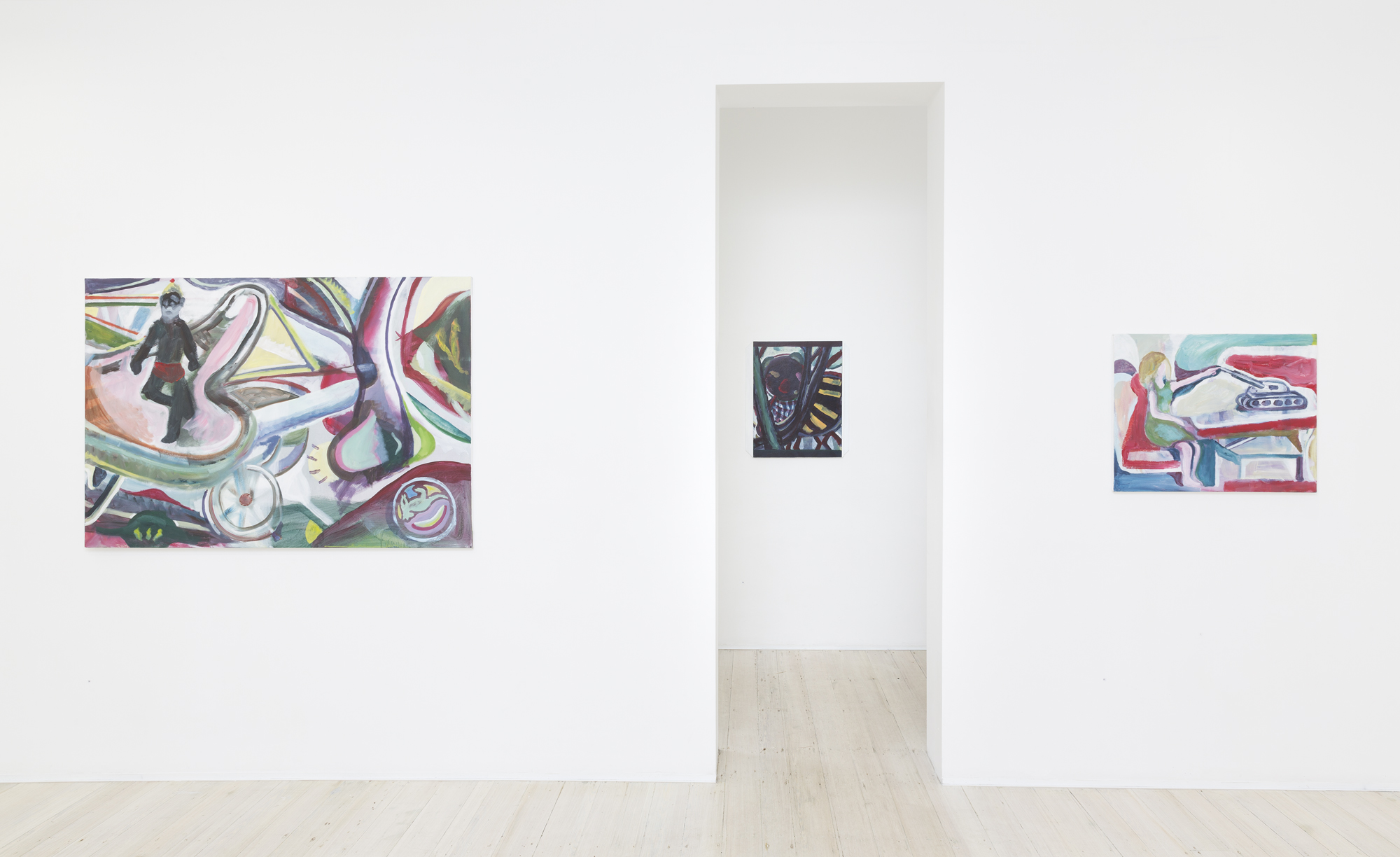 Gallery 9, Simon Blau, Artist, Exhibition