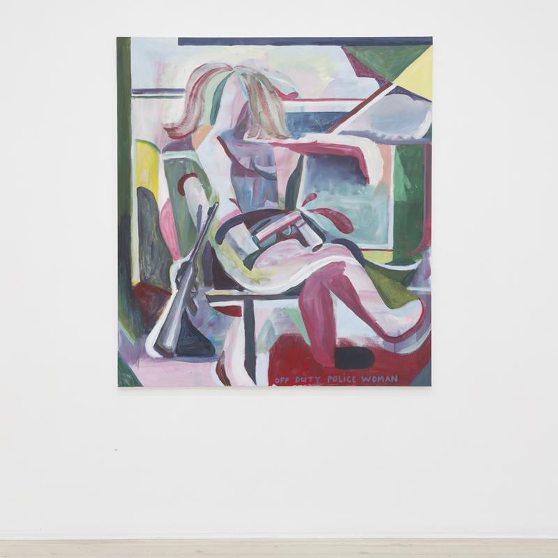 Simon Blau, Gallery 9, Artist, Exhibition, 2017