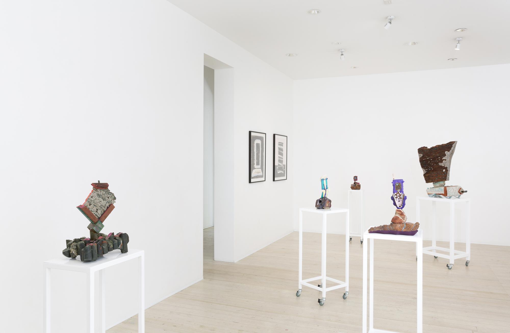 Andrzej Zielinski, Gallery 9, Artist