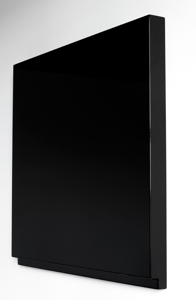 SUSIE IDIENS  Untitled # 2  2014 MDF, polyurethane 73 × 82 × 8 cm