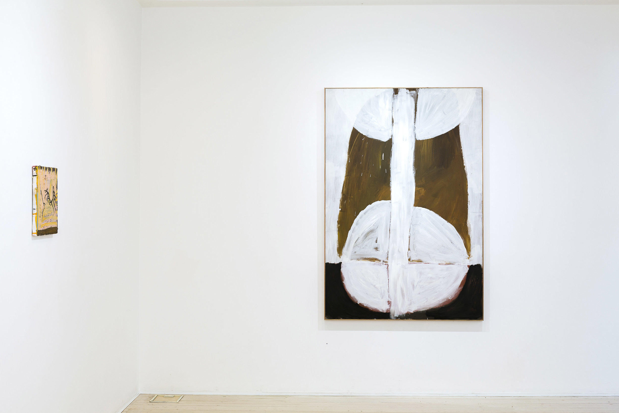 Teelah George, Lottie Consalvo, Gallery 9