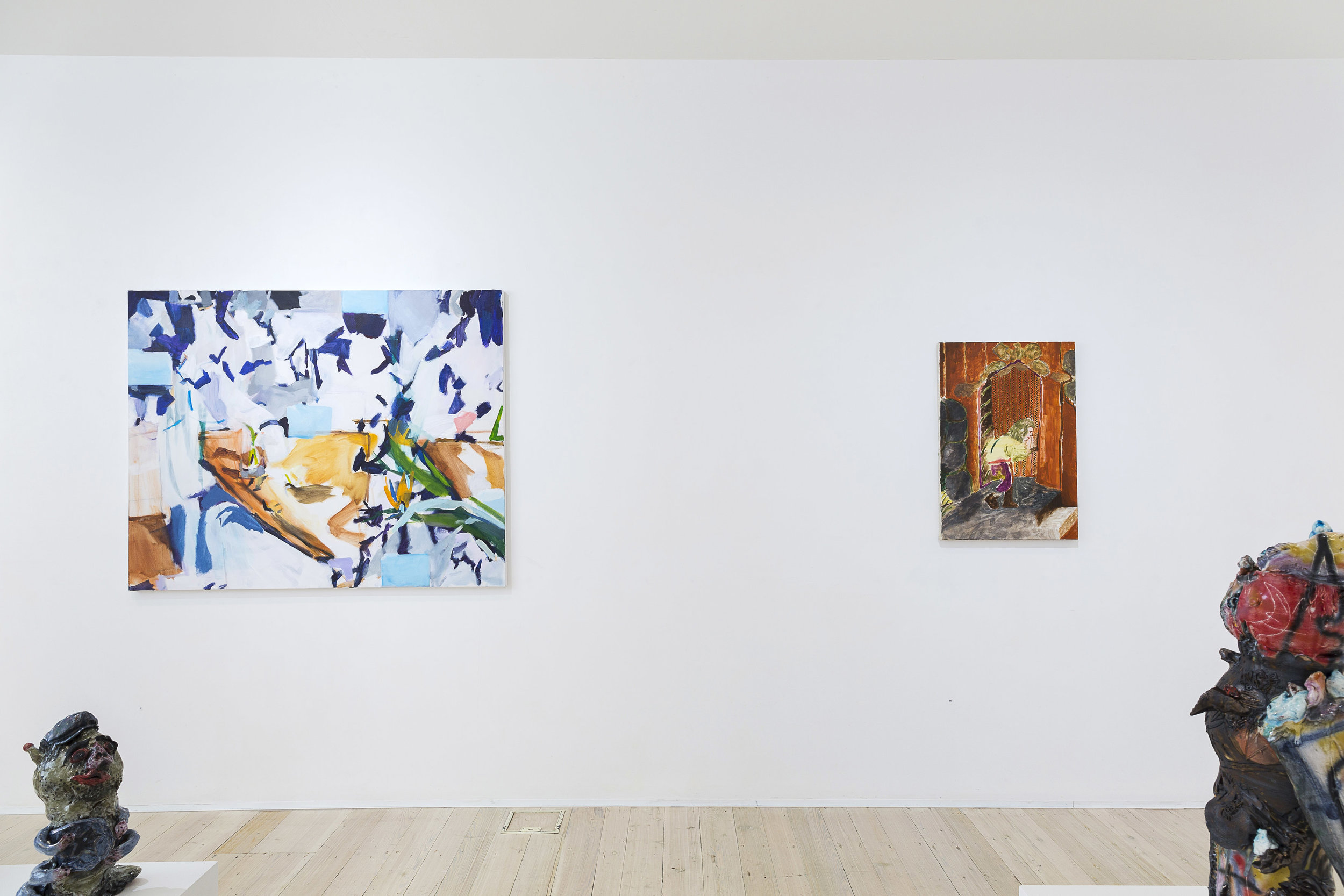 Gallery 9,Catherine Clayton-Smith, Ryan Hancock, Tim Price