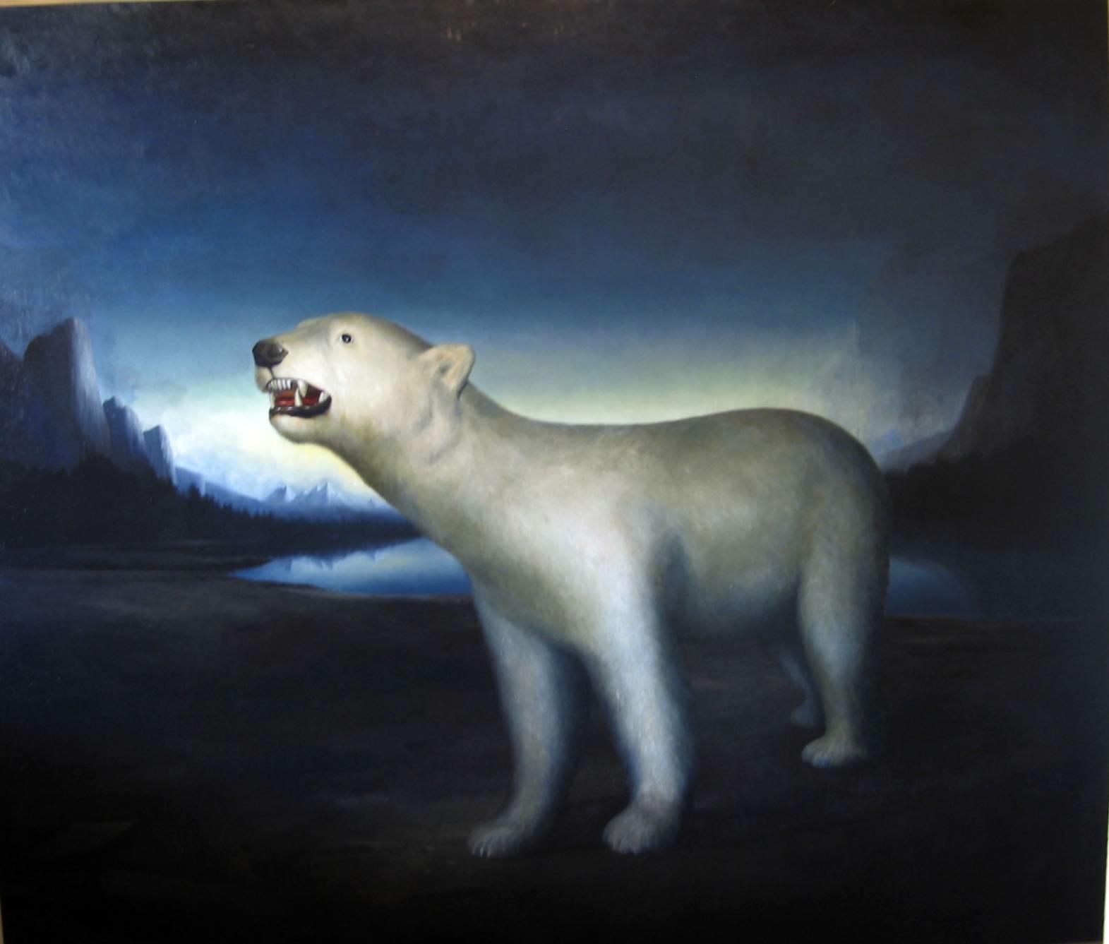 SIMON KENNEDY  Stephanie 2007   oil on canvas   183 × 213 cm