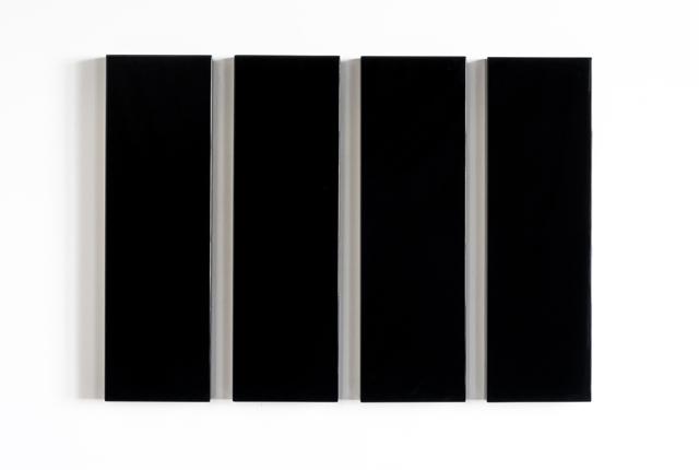 SUZIE IDIENS  Untitled # 7  2014 MDF, polyurethane 75 × 23 × 5 cm