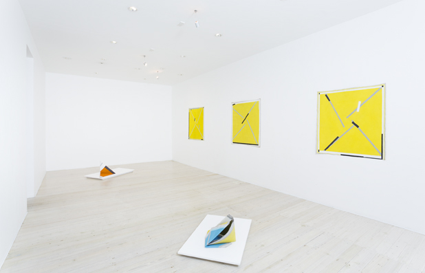 LYNNE EASTAWAY  ROUGH YELLOW  24 SEPT – 11 OCT 2014