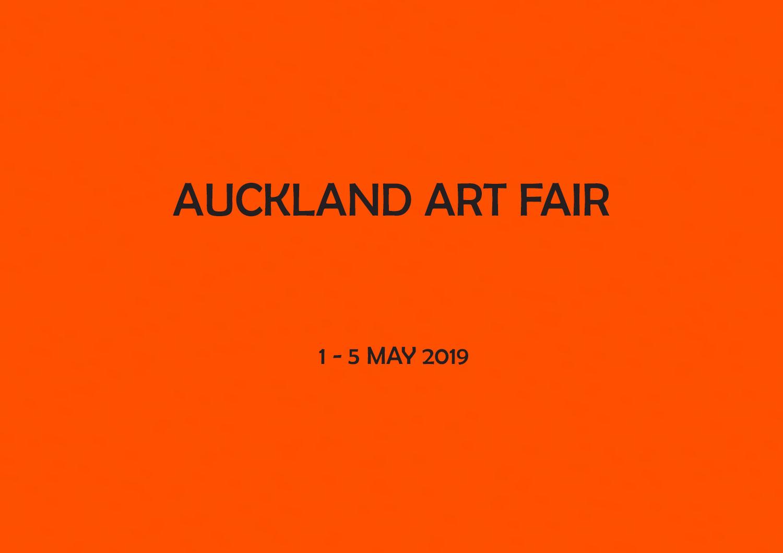 AUCKLAND ART FAIR 1 - 5 MAY 2019