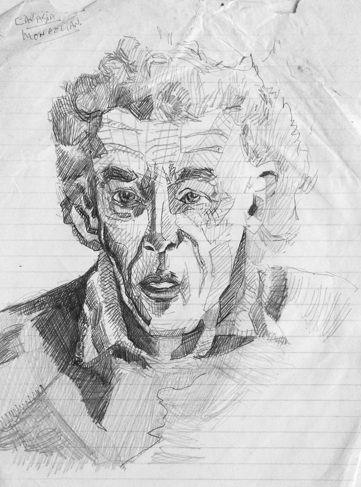 Reference drawing 'Elder'