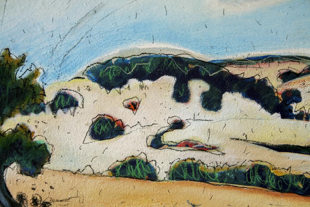 Wannamal Hills (detail)