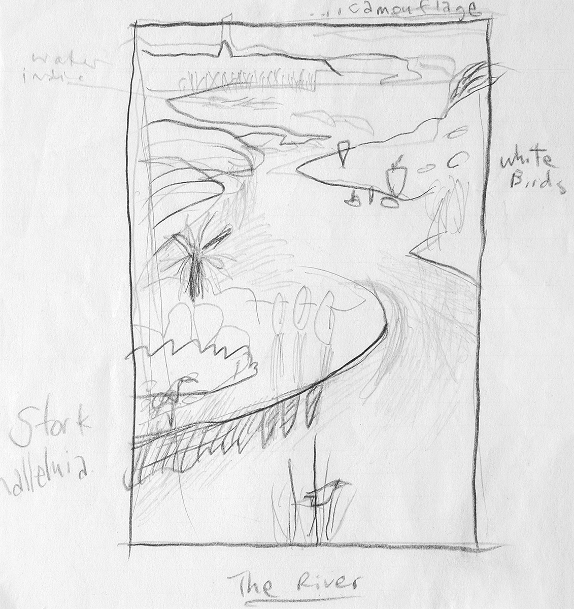 Study for Rivermouth