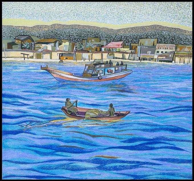 Timor Sea People    $1100 AUD
