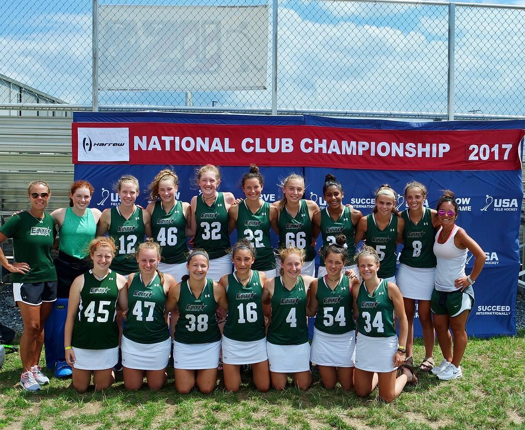 Northeast Elite U16 2017 National Club Championships.  Photo cred Northeast Elite.