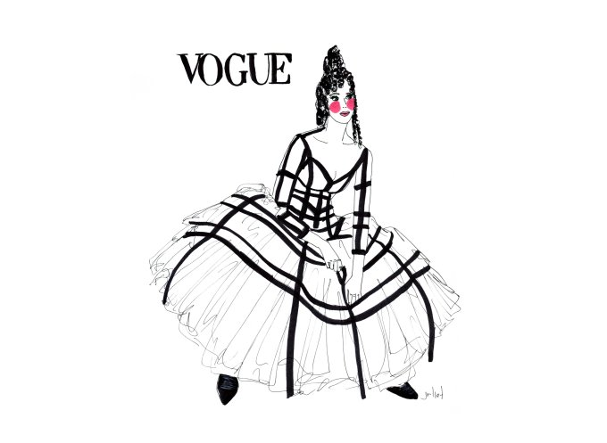 Katy Perry_Vogue US_Comme des Garcons_The Juliet Report