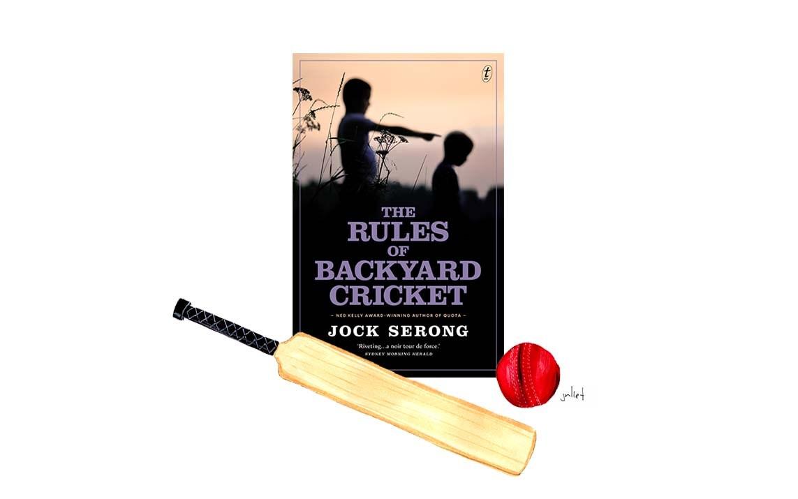 JOCK SERONG_THE RULES OF BACKYARD CRICKET_THE JULIET REPORT