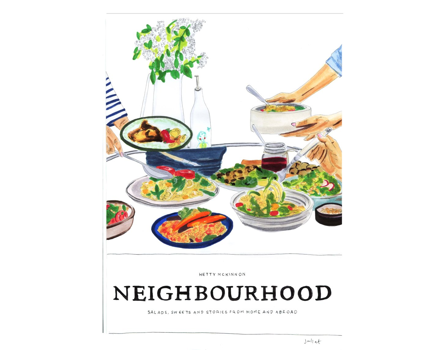 HETTY MCKINNON NEIGHBOURHOOD COOKBOOK_THE JULIET REPORT
