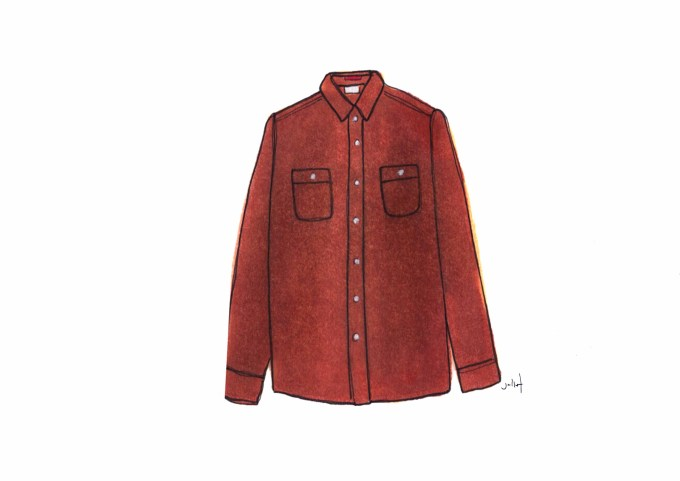 MARCS  - Benson Regular Fit Shirt
