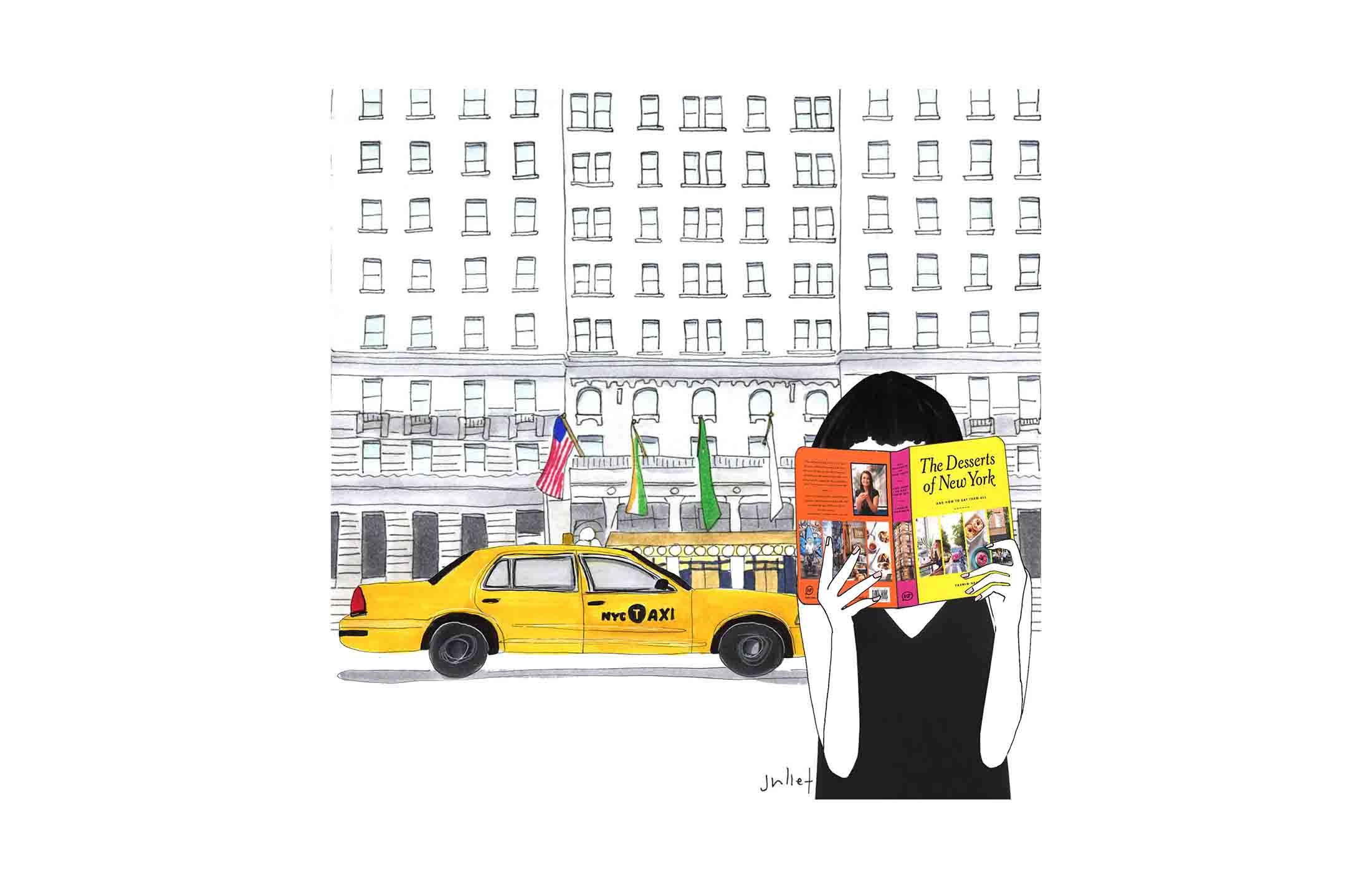 yasmin newman_the desserts of new york_the juliet report