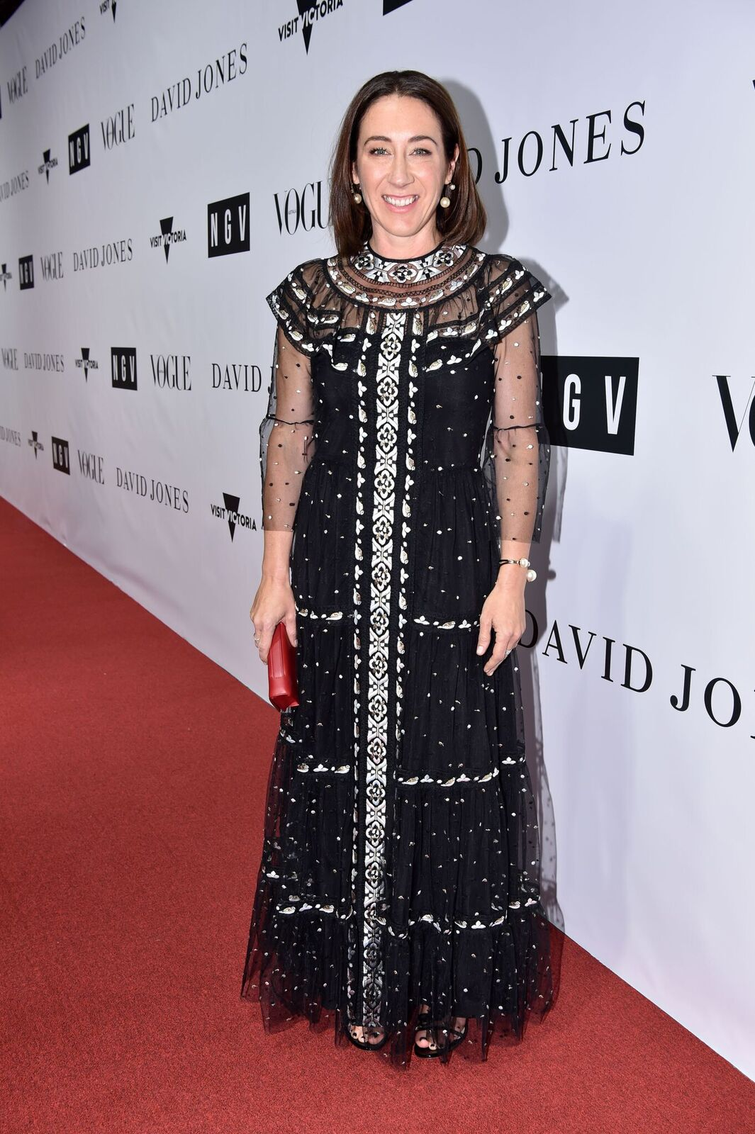 The Inaugural 2017 NGV Gala Red Carpet