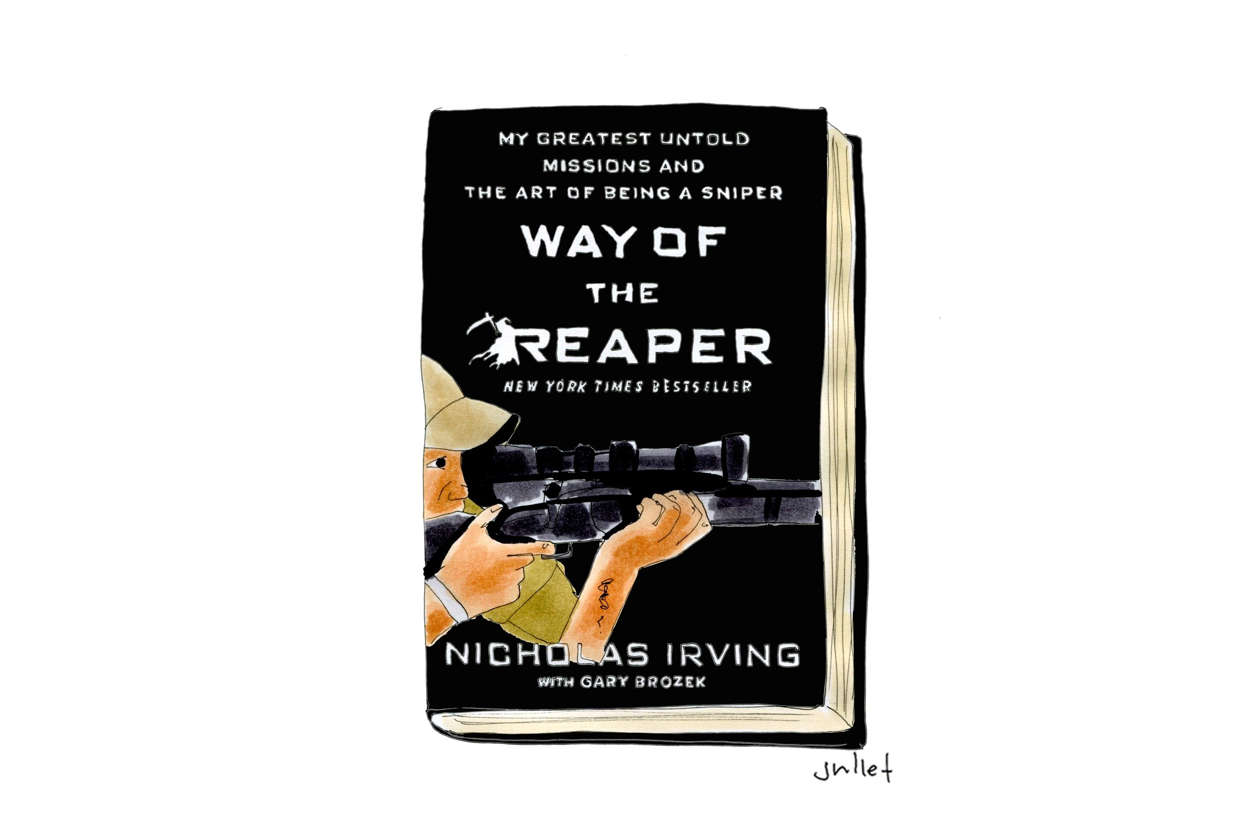way of the reaper_the juliet report