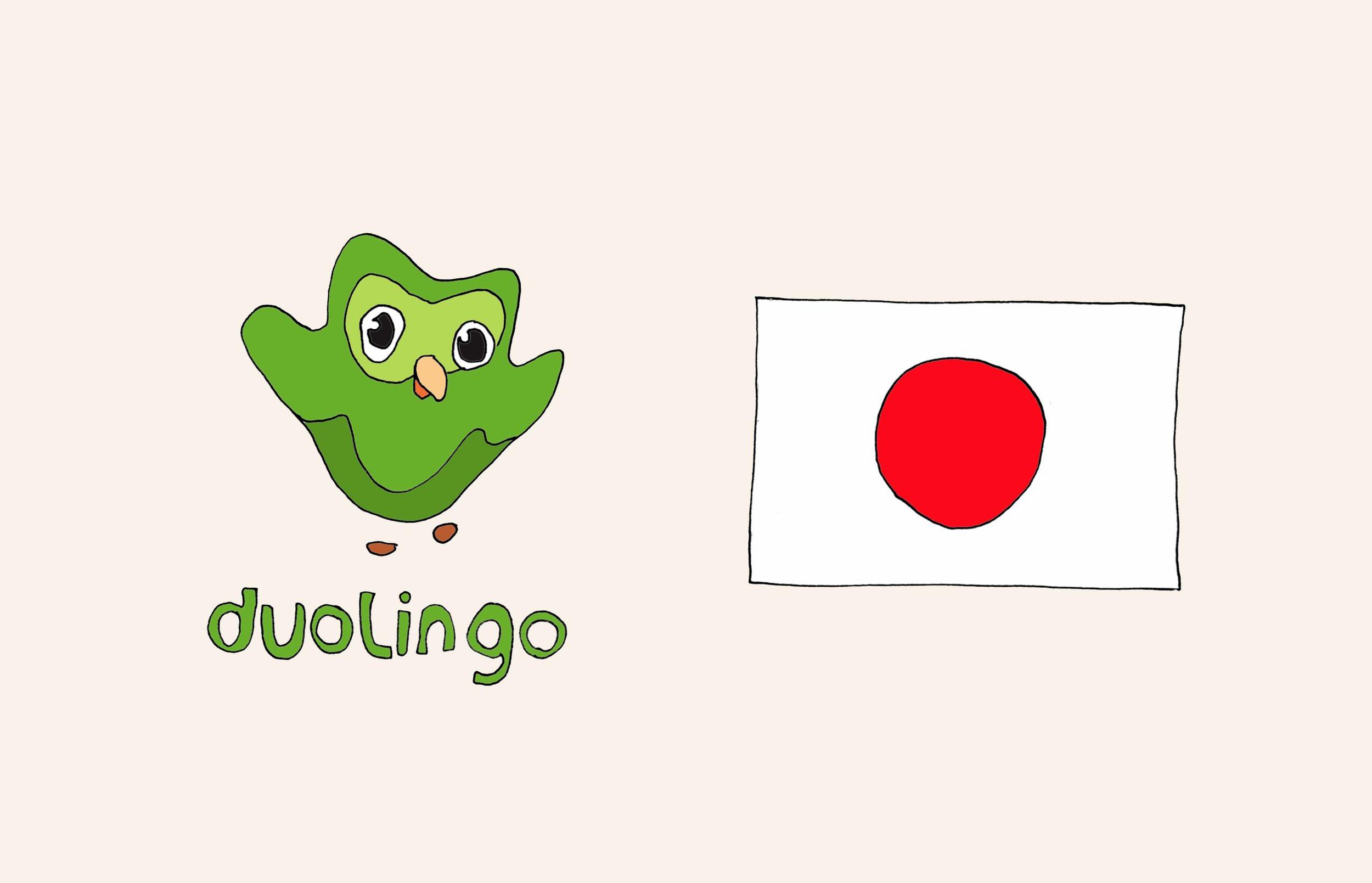 duo lingo_japanese_the juliet report