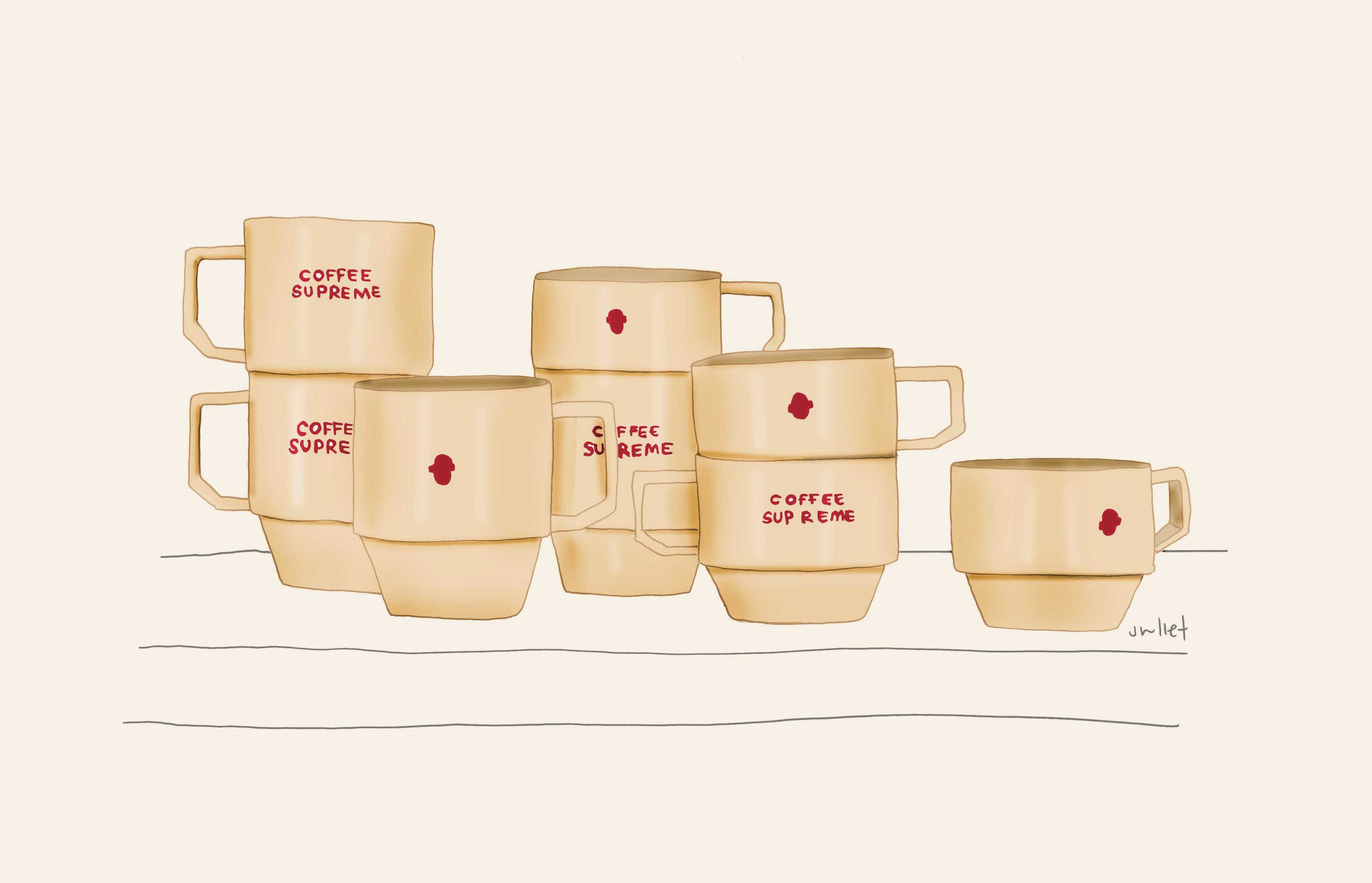 coffee supreme_the juliet report