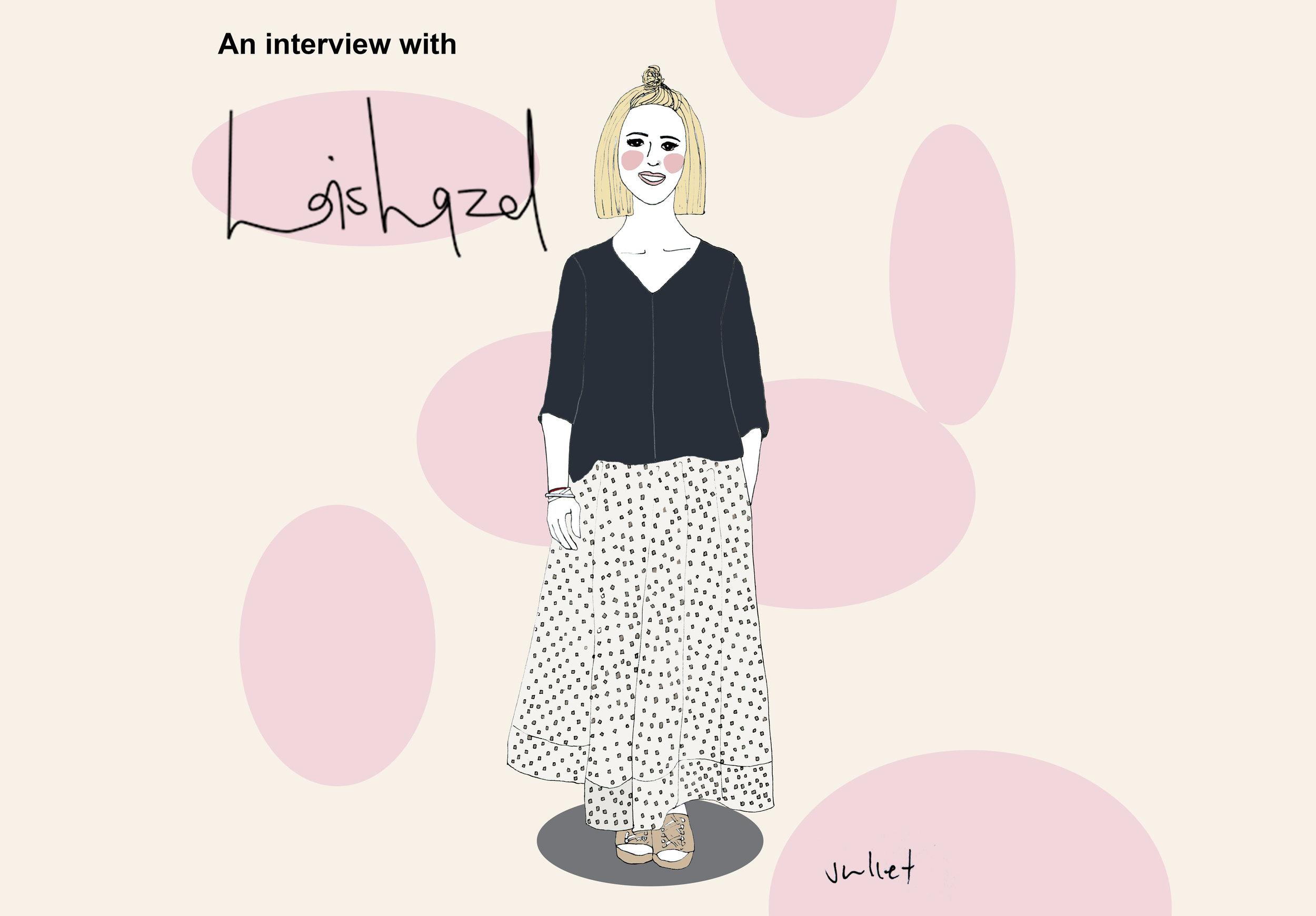 An Interview With Fashion Designer Lois Hazel The Juliet Report